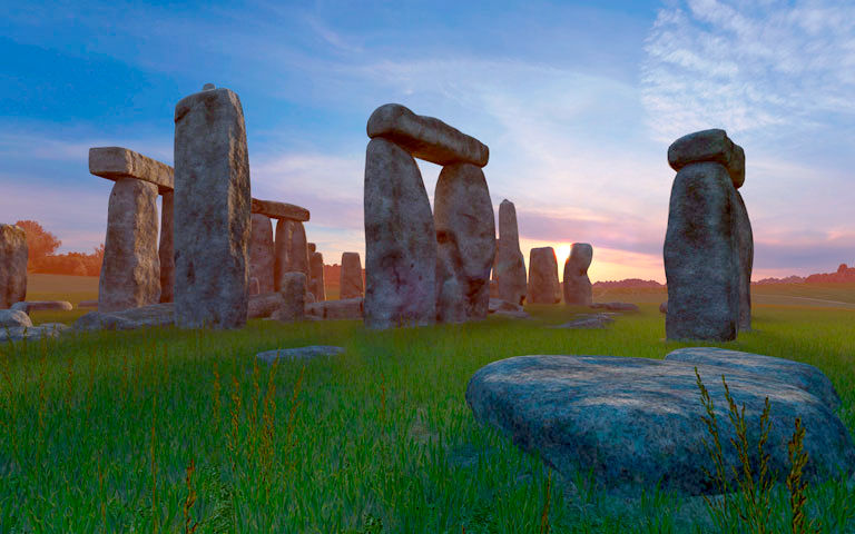 stonehenge 3d screensaver download animated 3d screensaver