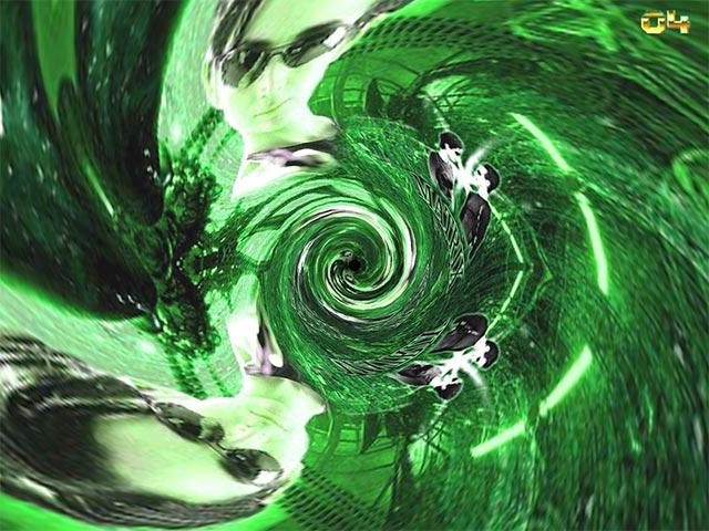 Alien Magic Matrix 3d Screensaver Download Animated 3d