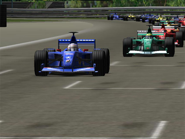 formula 1, race, car, grand prix, speed, action, screensaver, screensavers, 3d screensaver, free download