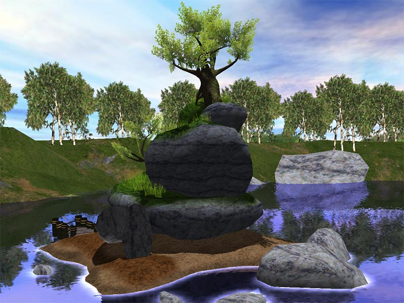 Magic Tree 3D Screensaver