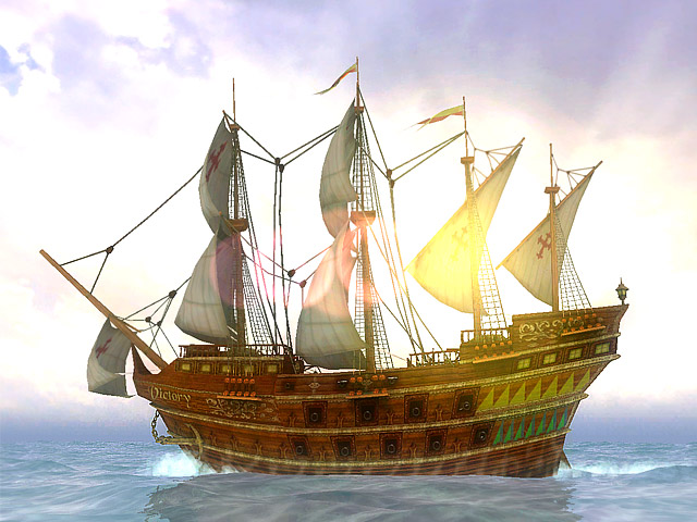 Ocean Journey 3D Screensaver Screenshot