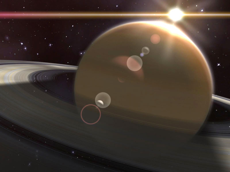 Saturn 3d Space Survey Screensaver Download Animated 3d
