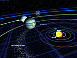 This is a very realistic and educational 3D model of the Solar System! Explore! Screen Shot