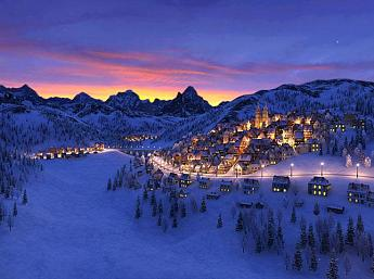 Alpine Valley 3D Screensaver