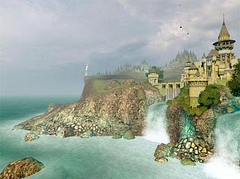 Ancient Castle 3D
