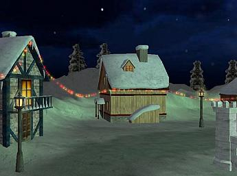 Christmas Land 3D Image plus grande