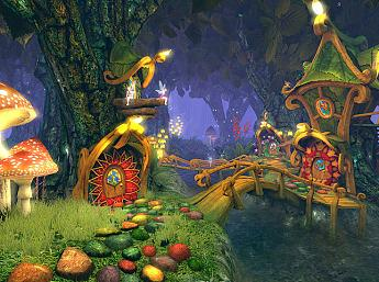 Fairy Forest 3D Screensaver