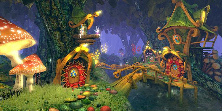 Fairy Forest 3D