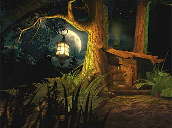 Fantasy Moon 3D Image plus grande