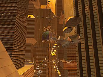 Future City 3D for Mac OS X larger image