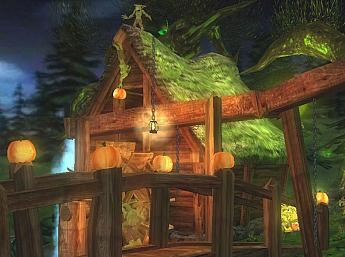 Goblins Halloween Festival 3D Screensaver
