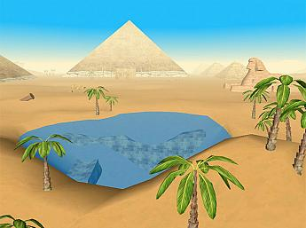 Great Pyramids 3D for Mac OS X
