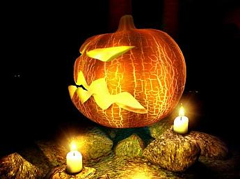 Halloween 3D Screensaver