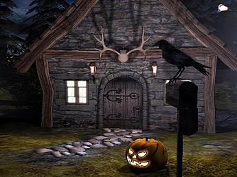 Halloween en 3D play video