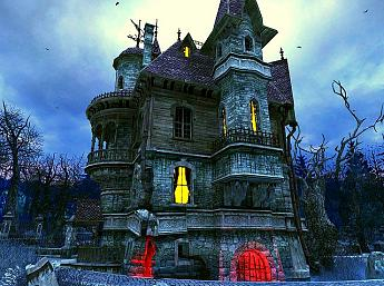 Haunted House 3D larger image
