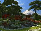 Japanese Garden 3D: View larger screenshot