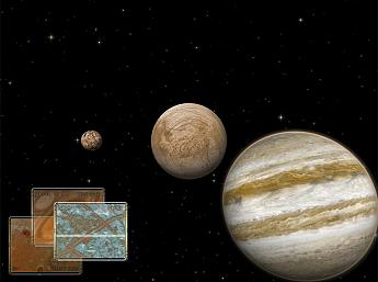 Jupiter 3D Space Survey for Mac OS X larger image