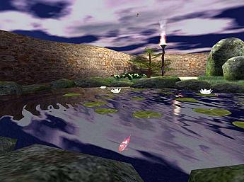 Lovely Pond 3D