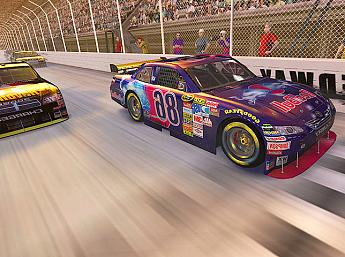 Stock Car Racing 3D Salvapantallas