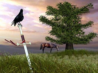 Sword of Honor 3D Screensaver