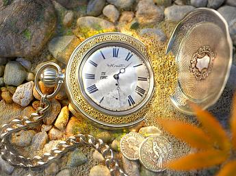 The Lost Watch 3D Bildschirmschoner