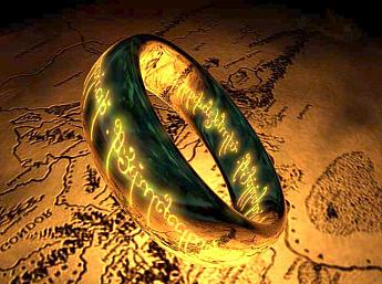 The One Ring 3D Bildschirmschoner
