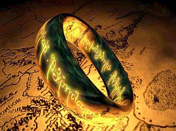 The One Ring 3D Image plus grande