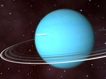 Uranus 3D Space Survey