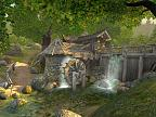 Watermill 3D Screensaver