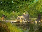 Watermill 3D: View larger screenshot