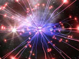 Click to view Deep Space Plasma 3D Screensaver 1.51.3 screenshot
